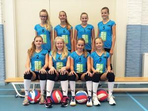 Meisjes C seizoen 2014-2015
