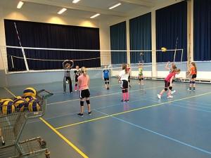 Meisjes-C-Training